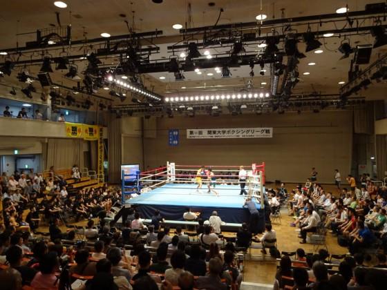 ボクシング農大戦①