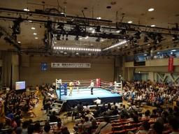 ボクシング農大戦②