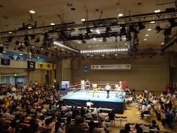 ボクシング農大戦③