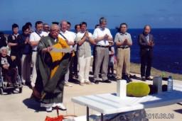 太平洋之塔建立45周年慰霊祭②
