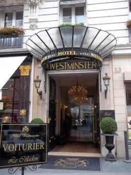 ホテル ウエストミンスター