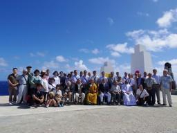 太平洋之塔建立45周年慰霊祭⑥