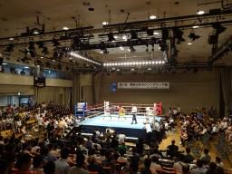 関東大学ボクシングリーグ戦 拓大対駒大②