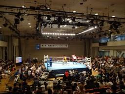 関東大学ボクシングリーグ戦 拓大対駒大③