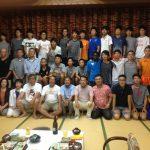 九州連合会・熊本県支部陸上競技部合宿訪問①