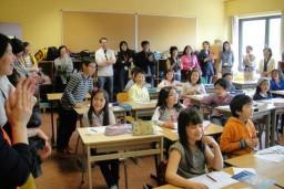 ブラッセル日本人学校現地報告①