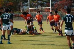 ラグビー山学大戦③