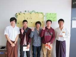 平成27年度紅陵祭学生交流訪問11