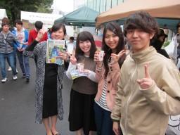 平成27年度紅陵祭学生交流訪問13