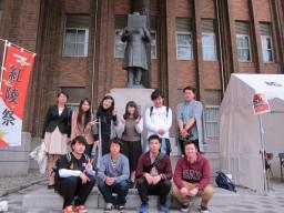 平成27年度紅陵祭学生交流訪問16