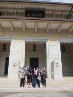 平成27年度紅陵祭学生交流訪問26