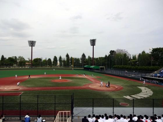 東都大学野球春季リーグ戦 拓大対立正大①
