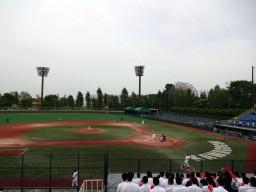 東都大学野球春季リーグ戦 拓大対立正大②