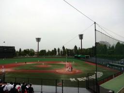 東都大学野球春季リーグ戦 拓大対立正大③