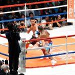 ボクシング内山対コラレス①