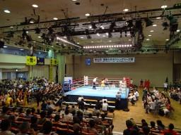 関東大学ボクシングリーグ戦 拓大対東農大②
