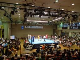 関東大学ボクシングリーグ戦 拓大対東農大③