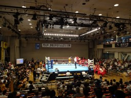 関東大学ボクシングリーグ戦 拓大対日大②