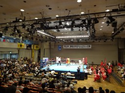 関東大学ボクシングリーグ戦 拓大対日大③