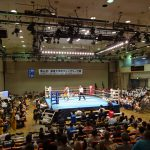 ボクシング駒大戦①