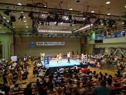 ボクシング駒大戦②