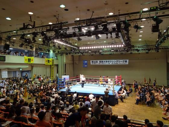 ボクシング東洋大戦①