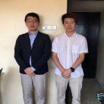 (左)齋藤さん (右)後藤