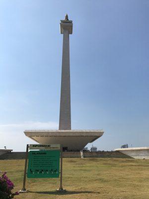 独立記念塔(モナス)