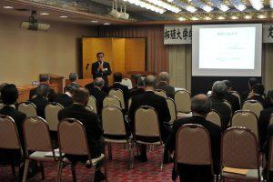高永喆先生の講演