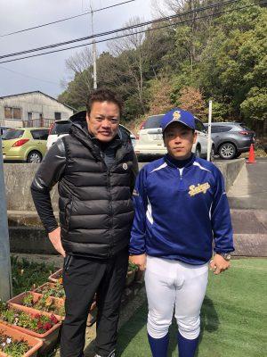 冨田氏と中本氏