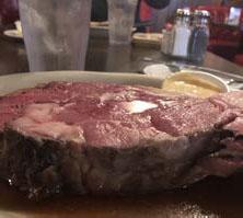 人生の中で暫定1位の極厚ステーキ