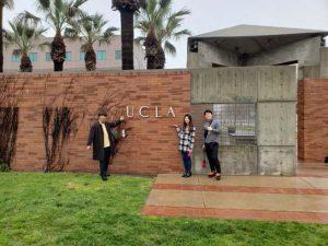 UCLA(カリフォルニア大学ロサンゼルス校)