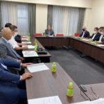6月23日 正副委員長会議が開催されました
