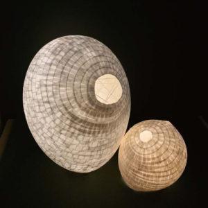 勝木富之さんの作品「層々」